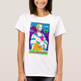 モナ・リザは2009年を習得します Tシャツ