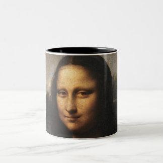 モナ・リザ ツートーンマグカップ