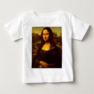 モナ・リザ ベビーTシャツ