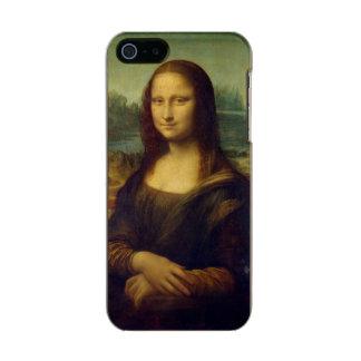 モナ・リザ メタリックiPhone SE/5/5sケース