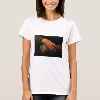 モナ・リザ-手 Tシャツ