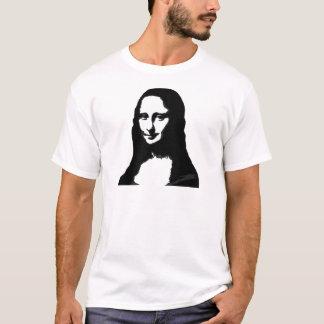 モナ・リザ Tシャツ