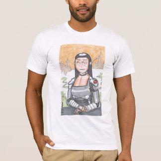 モナ・リザv2 tシャツ