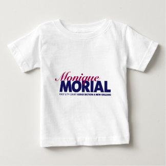 モニークMORIAL ベビーTシャツ
