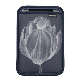 モノクロチューリップI iPad MINIスリーブ