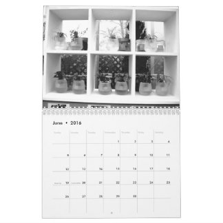 モノクロ写真カレンダー2016vol1 カレンダー