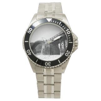 モノクロ写真腕時計メンズvol002 腕時計