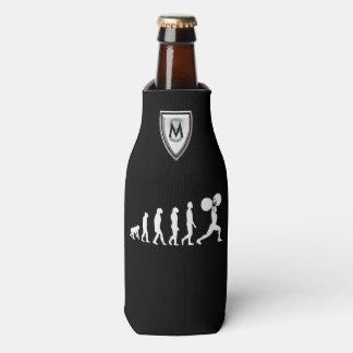 モノグラムのな体育館のボディービルダーの進化の機構 ボトルクーラー