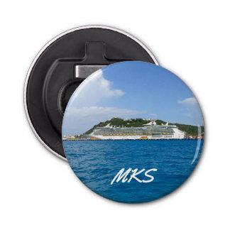 モノグラムのなSt. Maartenの自由 栓抜き