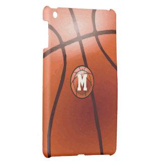 モノグラムのバスケットボールのiPad Miniケース iPad Mini Case