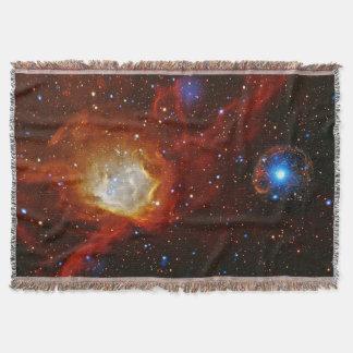 モノグラムの星雲N90およびパルサーSXP1062 スローブランケット