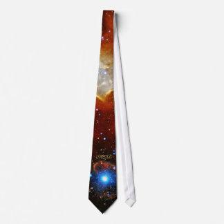 モノグラムの星雲N90およびパルサーSXP1062 ネクタイ