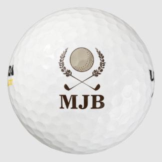 モノグラムの頂上 ゴルフボール