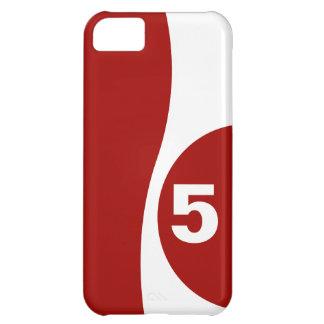 モノグラムのiPhone 5つのケース iPhone5Cケース