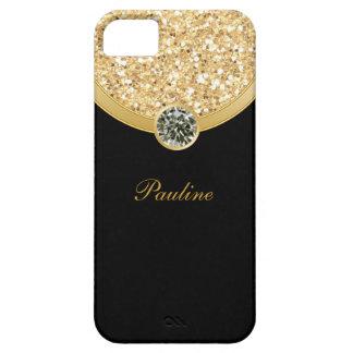 モノグラムのiPhone 5つのケース iPhone SE/5/5s ケース