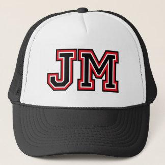 モノグラム「JM キャップ