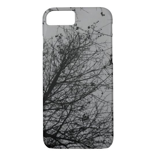 モノトーンツリーズ -monotone trees- iPhone 8/7ケース