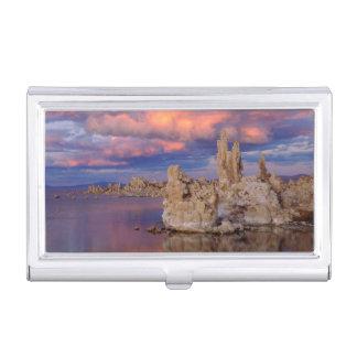 モノラル湖の凝灰岩の形成 名刺入れ