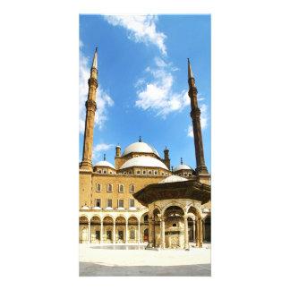 モハメドアリのモスク カード