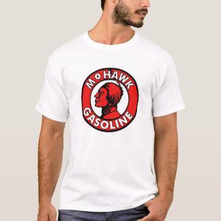 モホーク族の人のガス Tシャツ