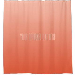 モモの勾配のカスタムな文字のシャワー・カーテン シャワーカーテン