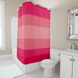モモの勾配のシャワー・カーテン シャワーカーテン