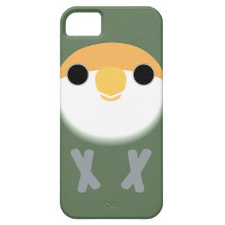 モモ顔の仲の良い恋人同士(石板) iPhone SE/5/5s ケース