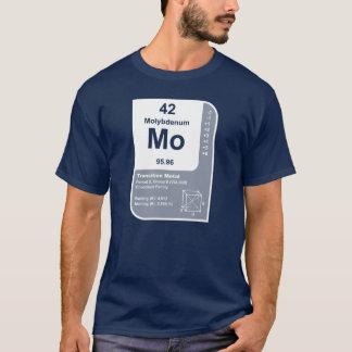 モリブデン (Mo) Tシャツ
