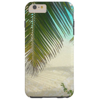 モルディブのビーチ-場合とiPhone 6/6s Tough iPhone 6 Plus ケース