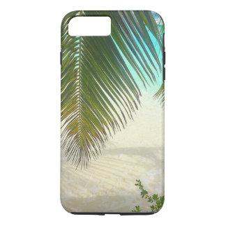 モルディブのビーチ- iPhone 7のプラスの場合 iPhone 8 Plus/7 Plusケース