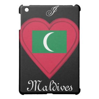 モルディブのモルディブの旗 iPad MINIケース