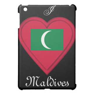 モルディブのモルディブの旗 iPad MINI CASE