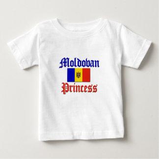 モルドバのプリンセス ベビーTシャツ