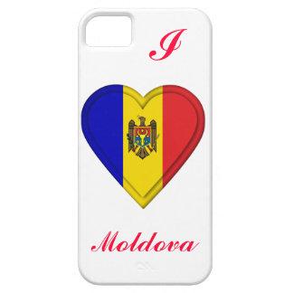 モルドバの旗 iPhone SE/5/5s ケース