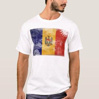 モルドバの旗 Tシャツ