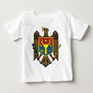 モルドバの紋章付き外衣 ベビーTシャツ