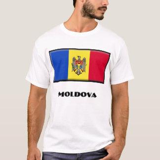 モルドバのTシャツ Tシャツ