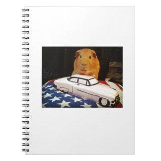 モルモットのギフト ノートブック