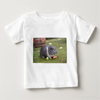 モルモット ベビーTシャツ
