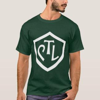 モルモンCTLの盾(CTRのように) Tシャツ