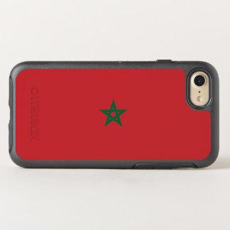 モロッコのオッターボックスのiPhoneの場合の旗 オッターボックスシンメトリーiPhone 8/7 ケース