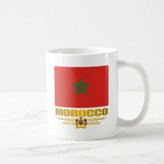 """""""モロッコのプライド"""" コーヒーマグカップ"""