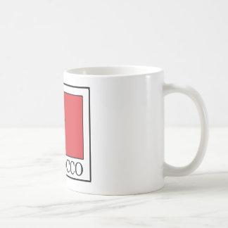 モロッコのマグ コーヒーマグカップ