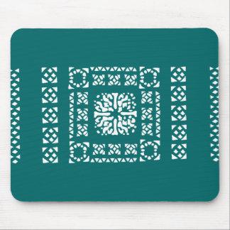 モロッコのランタンパターン マウスパッド