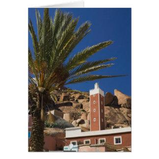 モロッコの反地図書、TAFRAOUTE区域: 赤いADAI カード