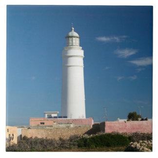 モロッコの大西洋の海岸、帽子RHIR: 帽子Rhir タイル