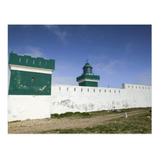 モロッコの大西洋の海岸、BEDDOUZA: 帽子Beddouza ポストカード