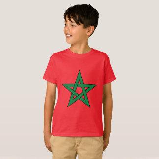 モロッコの子供のTシャツ Tシャツ