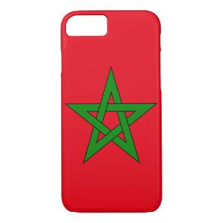 モロッコの旗 iPhone 8/7ケース