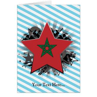 モロッコの星 カード